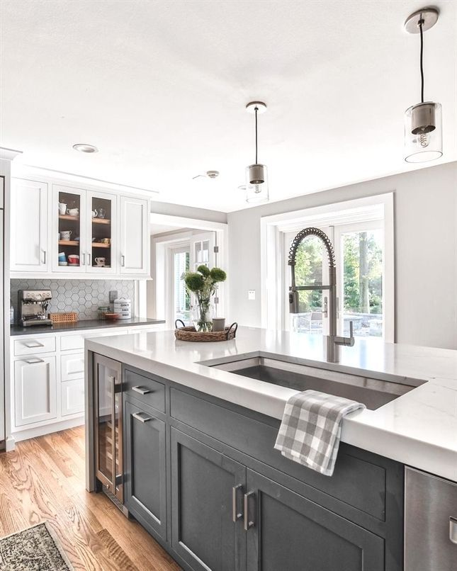 Kitchen Inspiration Chris Veth My Living Interior Design Is The Definitive Resource For Interio Kitchen Design Grey Kitchen Designs Interior Design Kitchen