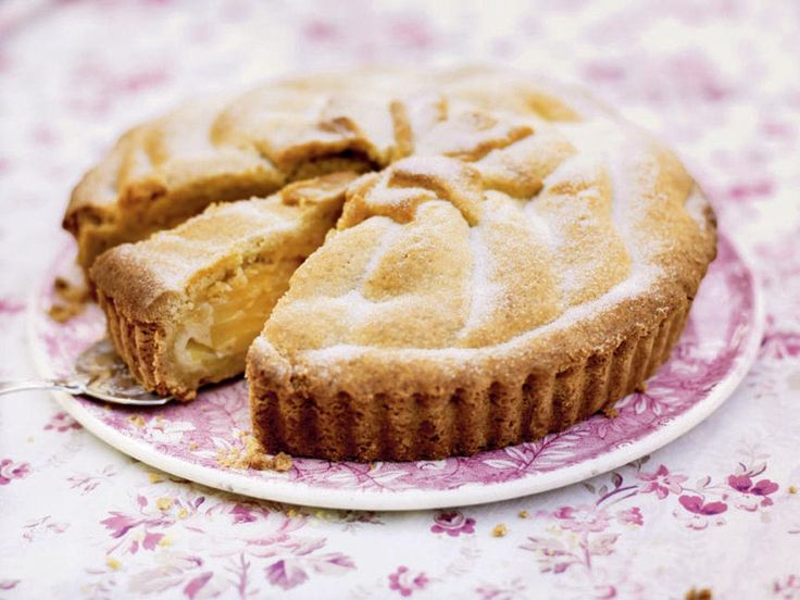 This apple pie is as good as a sweet pie recipe gets. Deep, rich, with a hint of spice.