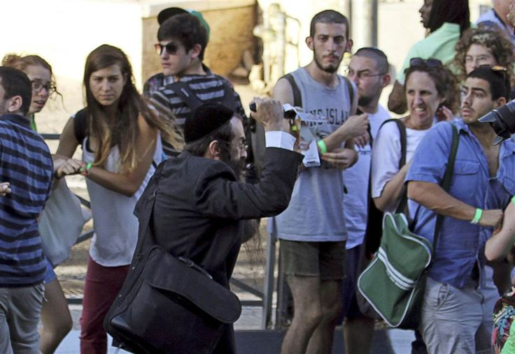 Knife-Wielding Man Attacks Jerusalem Gay Pride Parade - NBC News