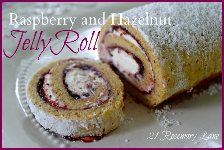 Sponge Cake Jelly Roll Recipe: 81 Curated Jelly Rolls And Sponge Cakes Ideas By