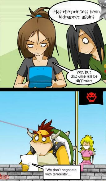 Gamer and Hipster girl