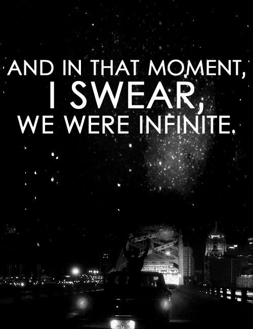 Perks of being a wallflower quotes so this is my life