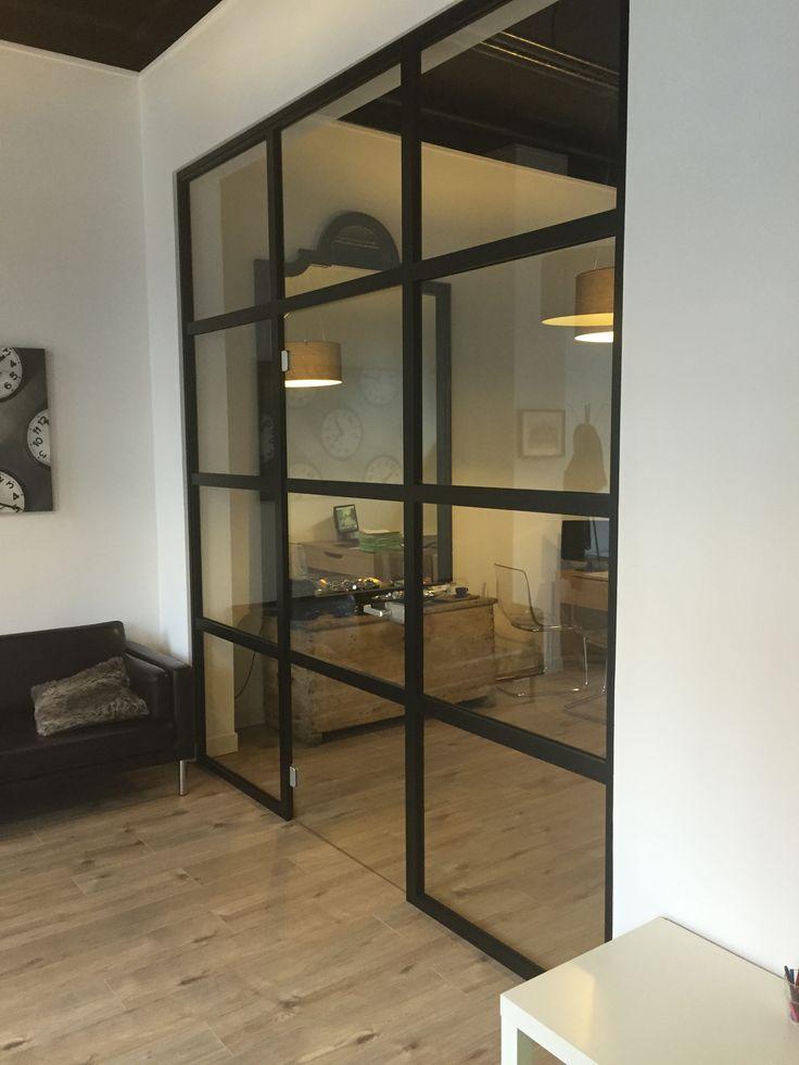 les 25 meilleures id es de la cat gorie menuiserie aluminium sur pinterest menuiserie. Black Bedroom Furniture Sets. Home Design Ideas
