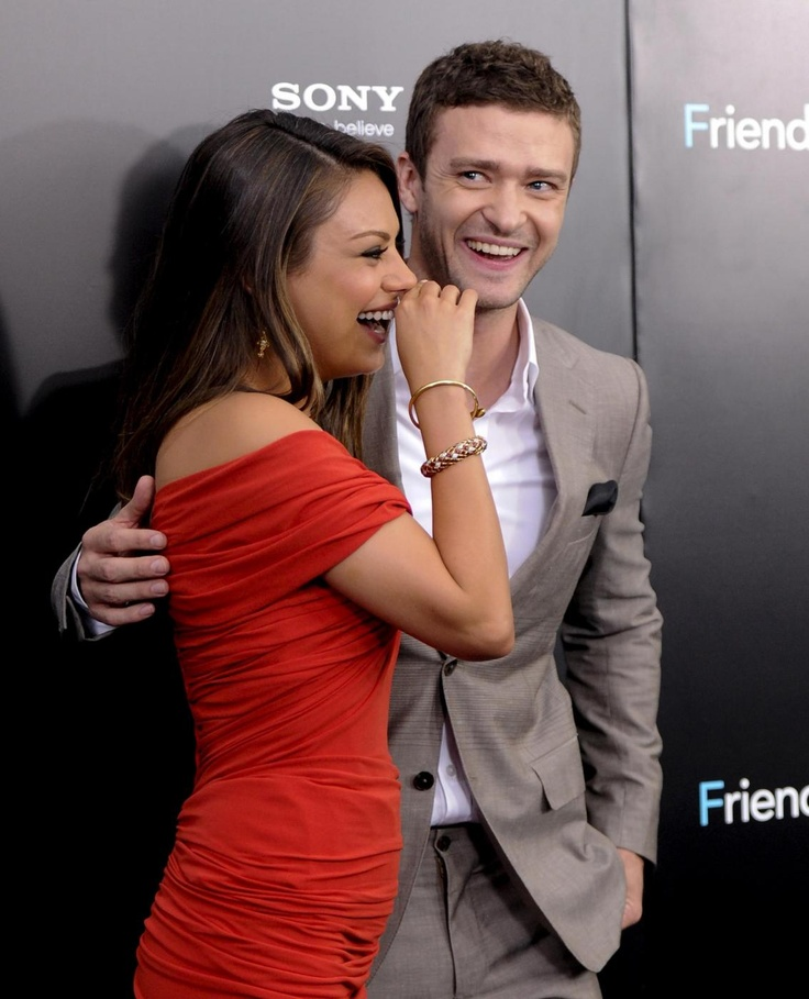More details about Justin Timberlake and Mila Kunis leaked