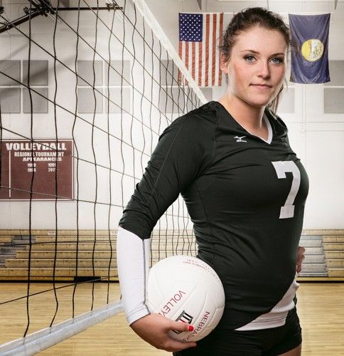 25 unique volleyball senior portraits ideas on pinterest
