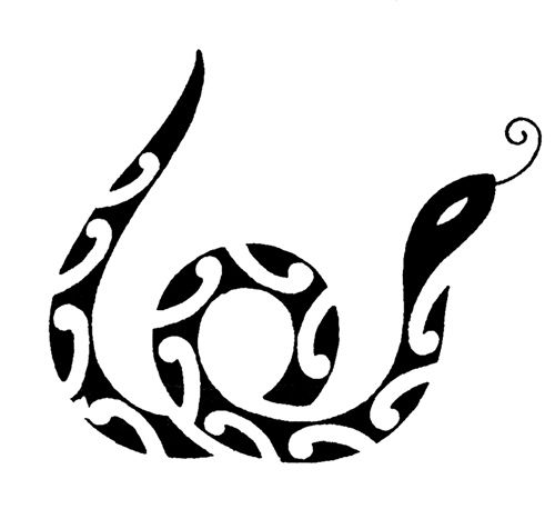 12 Awesome Tribal Snake Tattoos | Only Tribal