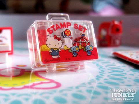 Kawaii Sanrio Hello Kitty Re-ment Vintage Stationery Miniatures