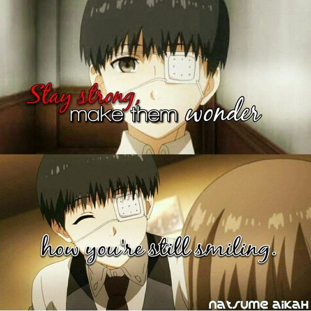Quotes | AnimeDiscover.com Tokyo Ghoul