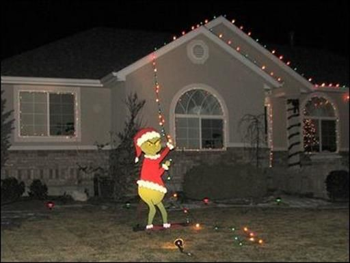 Grinch Stealing Christmas Lights.Grinch Stealing Christmas Lights Decoration Best 25 Grinch