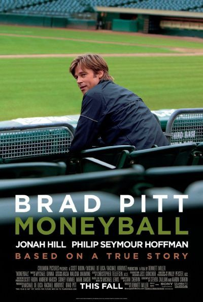 Moneyball: Business Movie Review - https://www.brilliantbreakthroughs.com/moneyball-business-movie-review/