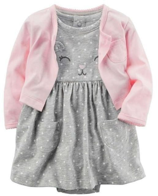 f8ccc56a9 Kitty Dress and Pink Jacket - 2 Piece Set | Spring and Summer 2019 ...
