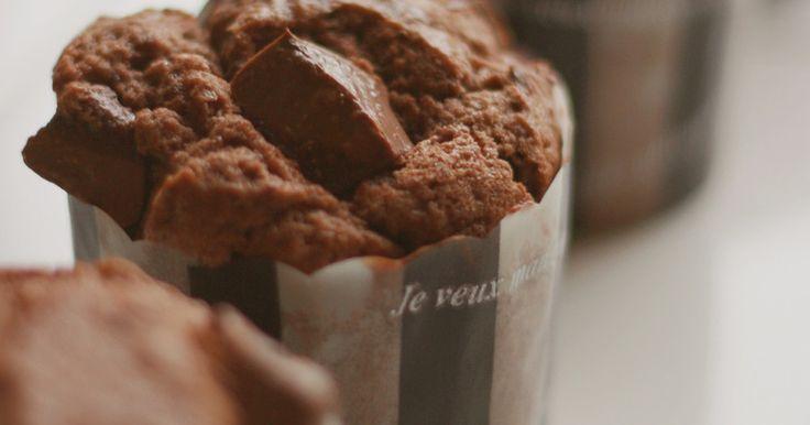2010.4.29話題入りありがとう♪覚えやすい配合で混ぜて焼くだけ!焼いている間に漂うチョコレートの香りが幸せ♥