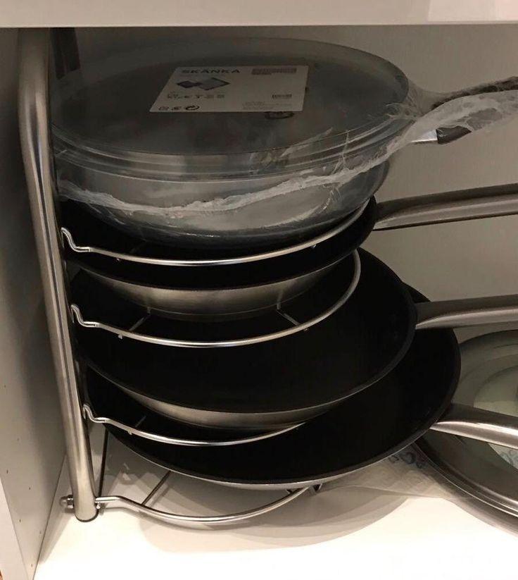 227 best Küche\/Kitchen images on Pinterest Ikea cabinets, Ikea - küchenschrank griffe edelstahl
