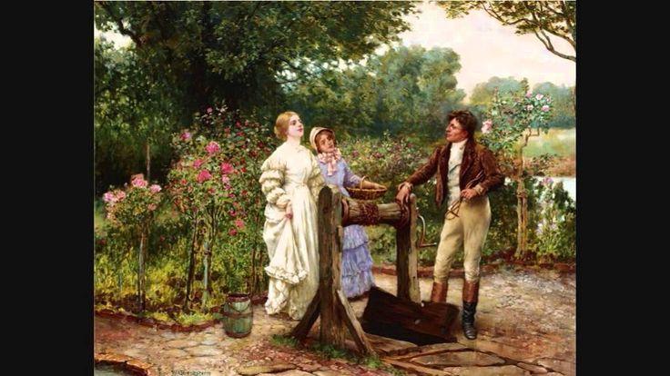 William Kay Blacklock (1872-1924) ~ British painter