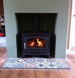 East Midland Stoves Gallery | Solid fuel appliances projects