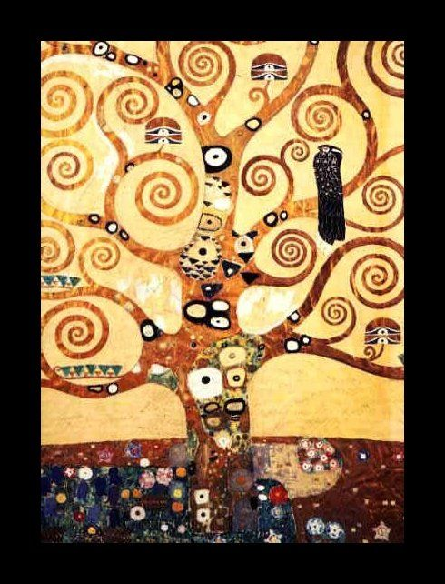 Klimt Tree Of Life Art Lesson 17 Best images ...