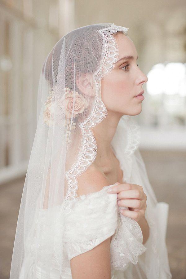 Elegant chic wedding dresses Claire Pettibone Amanda