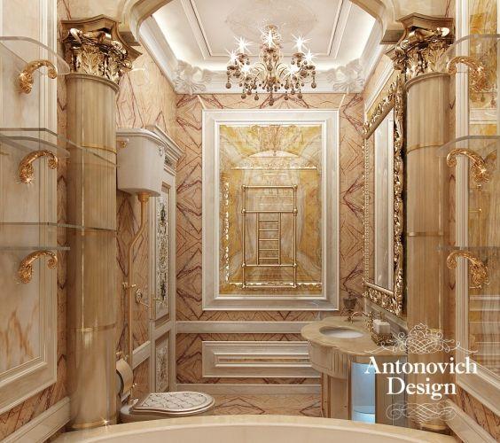 Валуево элитный дизайн коттеджей от Antonovich Design