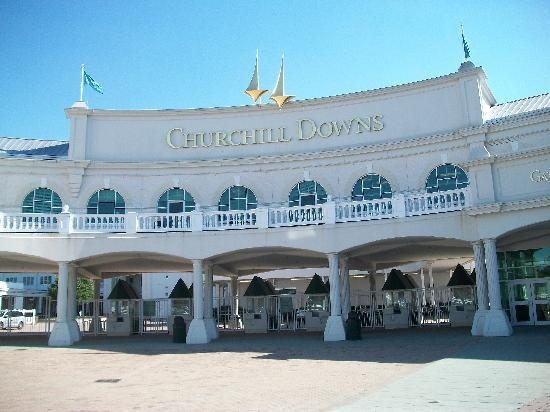 Home of the Kentucky Derby ~ Thoroughbred Racetrack ~ Churchhill Downs, Louisville, Kentucky