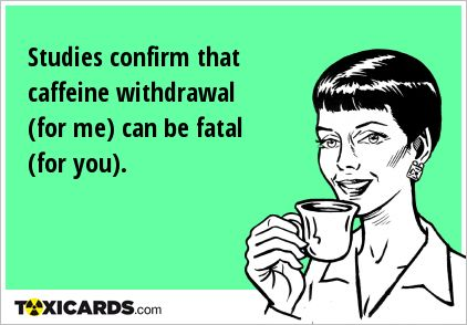 Caffeine: MedlinePlus
