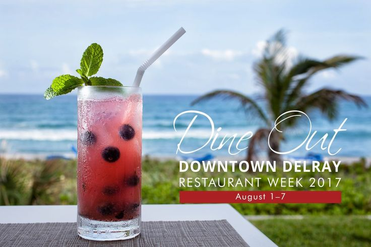 The 2ND annual Dine Out Downtown Delray Restaurant Week 2017 is happening Tuesday, August 1 through Monday, August 7, 2017  and will showcase the diverse dining scene and wide-array of culinary experiences in Downtown Delray Beach during the summer season. Event Scoop This event will feature special multi-course prix fixe lunch and dinner menus and …