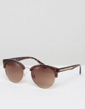Gafas de sol para mujer   Gafas de sol estilo aviador, retro, de diseñador   ASOS
