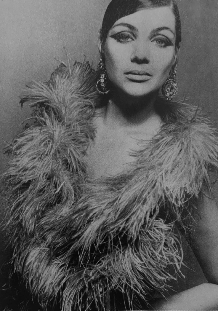 Australian model Maggi Tabberera for Woman's Day 1969