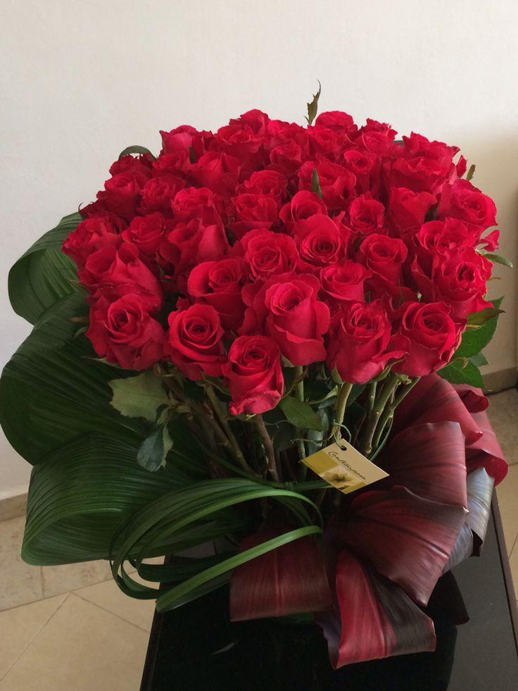 arreglo de rosas / roses