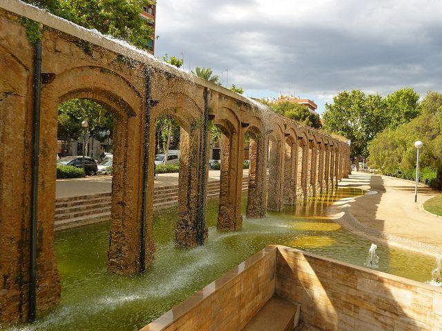 Parc del Clot by Oh-Barcelona.com, via Flickr