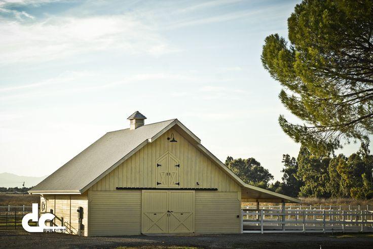 Nebraska Barn Builders - DC Builders