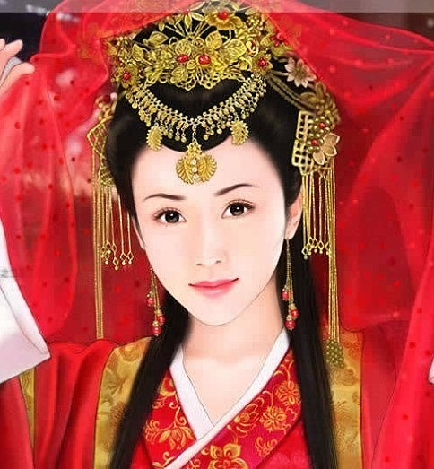 Brides chinese bride and chinese on pinterest
