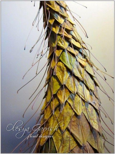 Маленьким ёлочкам холодно зимой... - Олеся Гавриш - свадебная флористика и декор