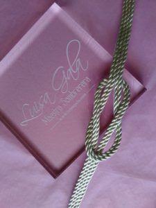 Cinturon sencillo de cordones Luisa Gala
