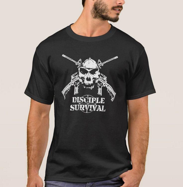 https://www.zazzle.com/disciple_of_survival_t_shirt-235687557524204666