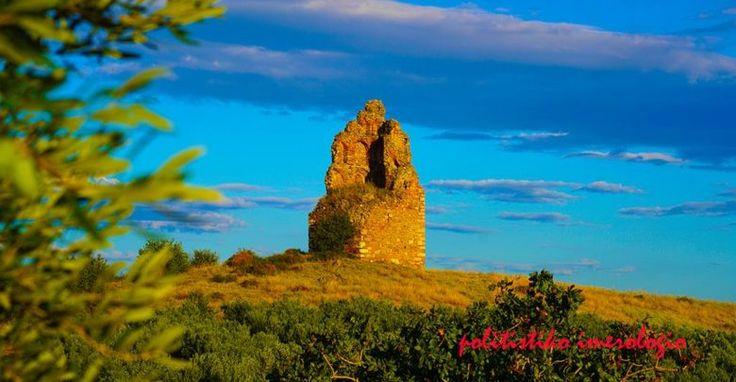 Όλυνθος: ο Πύργος της κυρά Άννας της Καντακουζηνής Παλαιολογίνας… - Χαλκιδική Πολιτική