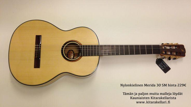 Merida 30SM kitarakellari