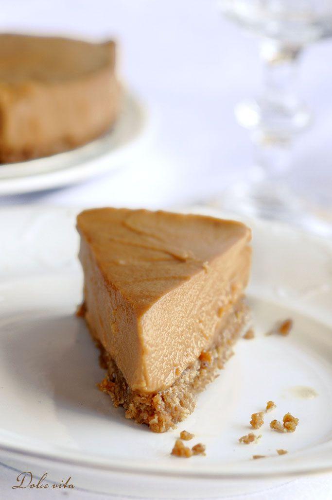 Karamelltorta sütés nélkül | Dolce Vita Életmód