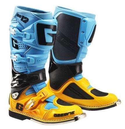 Gaerne 2019 SG12 Limited Edition Powder MX Boots  b71776a28f