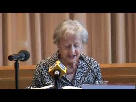 Wislawa Szymborska w Rzymie - Urodziny