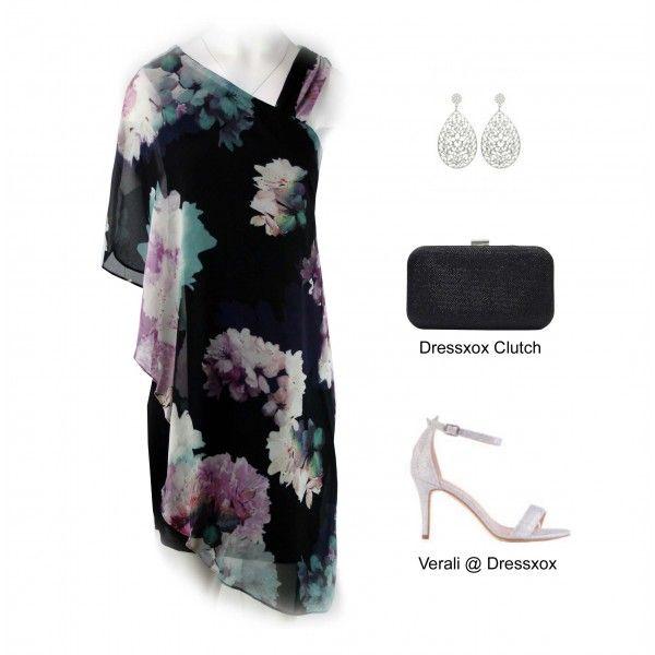 Latios Elegant Evening Dress