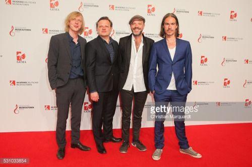 BERLIN, GERMANY - MAY 12: The Band 'Selig' aka... #teplicenadmetuji: BERLIN, GERMANY - MAY 12: The Band 'Selig' aka… #teplicenadmetuji