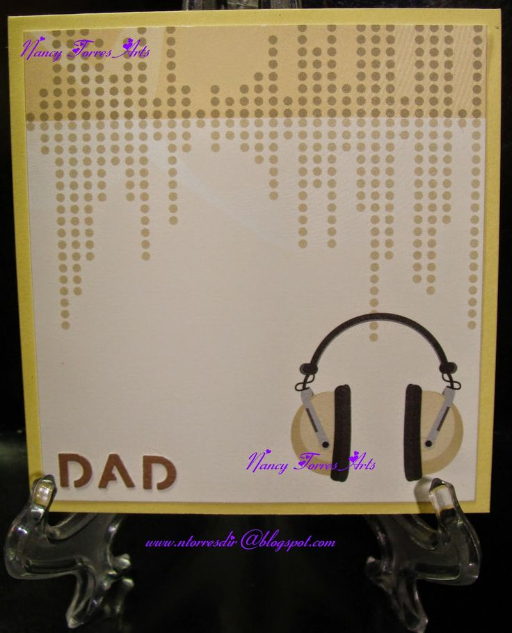 Nancy Torres Arts: Father's Day Cards