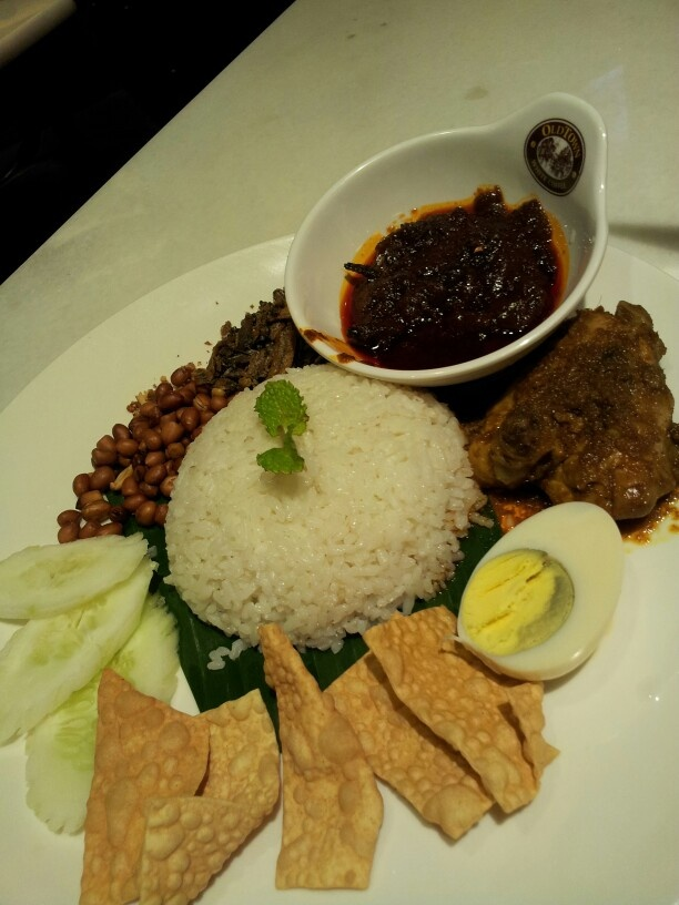 Nasi Lemak by Old Town Cafe