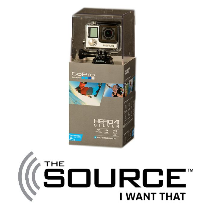 Go Pro from The Source #CIMWishList
