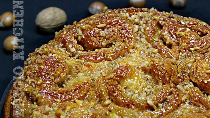 Cozonac Rosenkrantz cu nuca | Adygio Kitchen