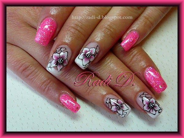 550 best nail art images on pinterest nailart abstract and its all about nails nail nails nailart prinsesfo Image collections