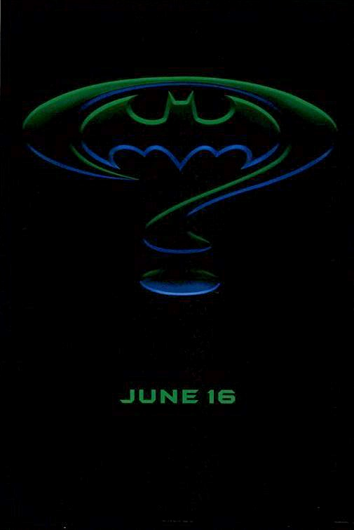 Batman Forever. i know its schumacher, but its not as bad ...