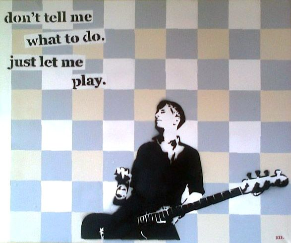 don't tell me what to do. just let me play.