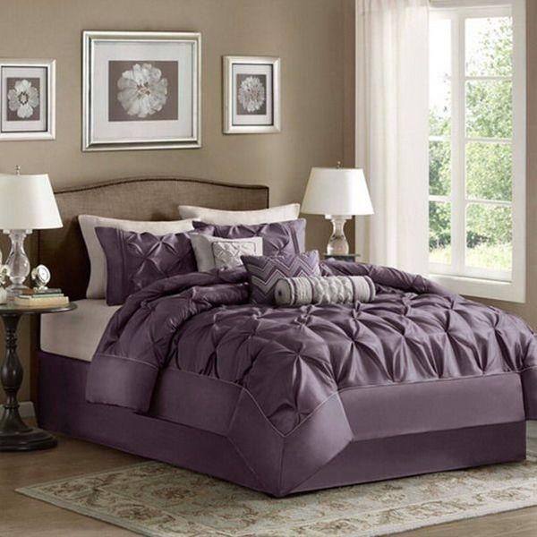25 best ideas about dark purple bedrooms on pinterest