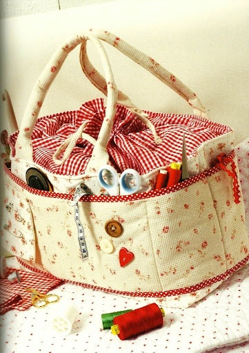 Bag - Sewing on the go!! inspiration.